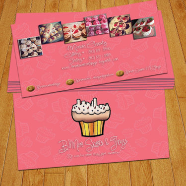 BMore Sweets Business Cards1