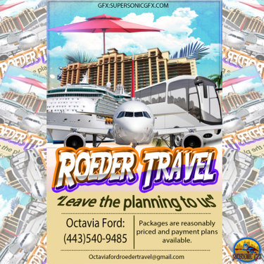 Roeder Travel Flyer